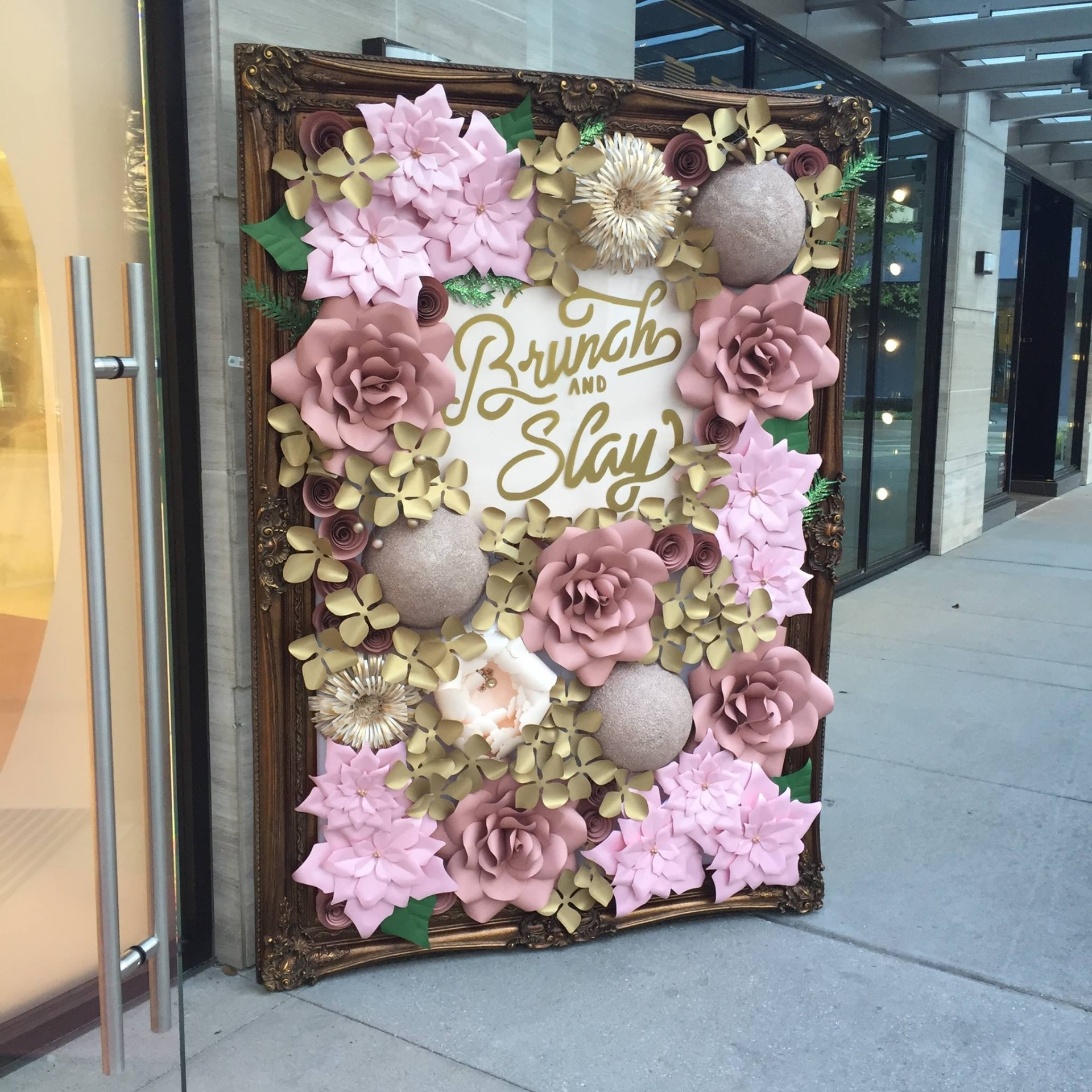 paper flower wall rental paper flower wall rentals and paper flower arch rental for weddings
